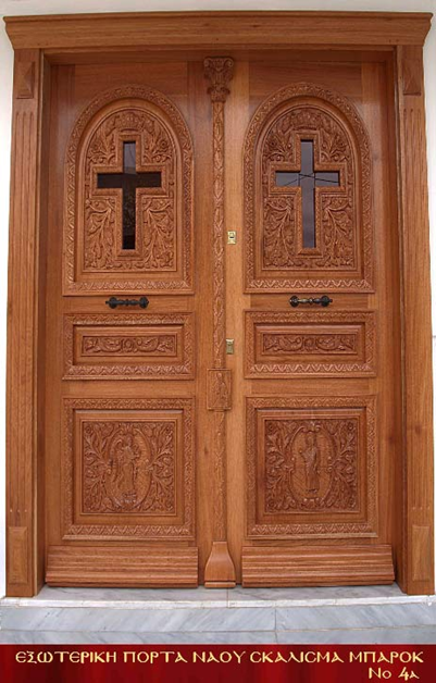 Picture for category Temple Door